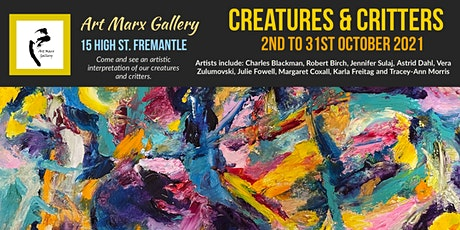 Creatures and Critters Exhibition tickets
