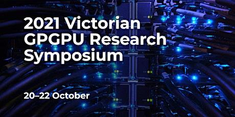 2021 Victorian GPGPU Research Symposium tickets