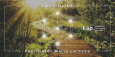 Kundalini Activation Process - Online tickets