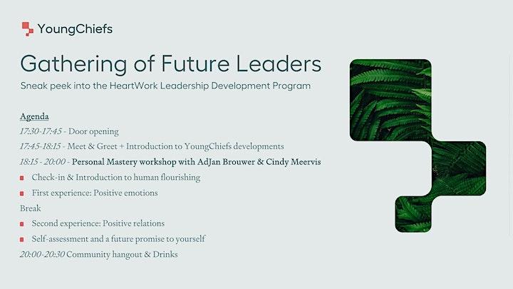 Afbeelding van Gathering of Future Leaders