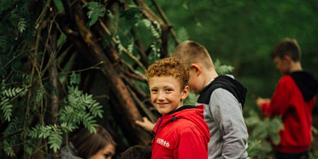Family Forest School Festival - Build the ultimate den tickets