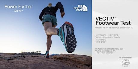 Vectiv Footwear Test - Finalborgo Officine Running biglietti