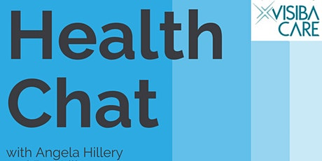 HealthChat with Angela Hillery tickets