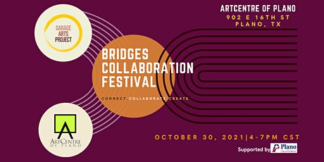 Bridges - An Outdoor Performing Arts Collaboration Festival tickets