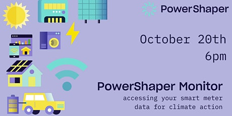 PowerShaper Monitor - accessing your smart meter data for climate action tickets
