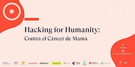 Hacking for Humanity - Contra el Cáncer de mama boletos