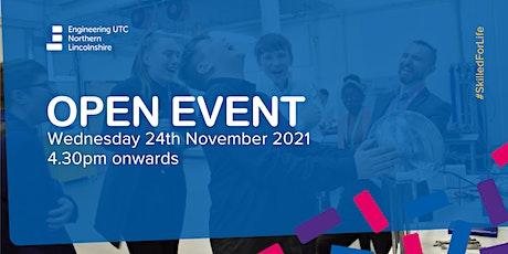 ENL UTC November Open Event tickets