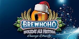 4th Annual Brew Ho Ho Holiday Ale Festival