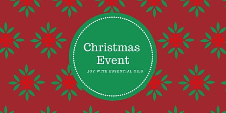 Christmas with Essential oils - free online event tickets