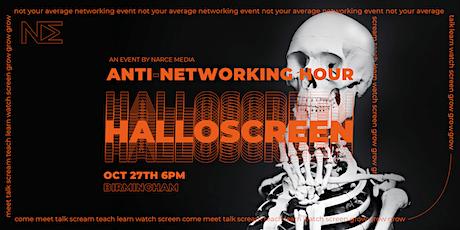 Anti-Networking Hour: HALLOSCREEN tickets
