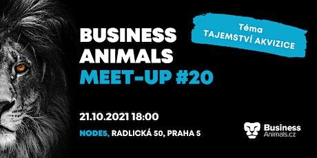 Business Animals Meet-Up #20 tickets