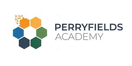 Perryfields Academy - Open Evening Thursday 21st  October 2021 tickets
