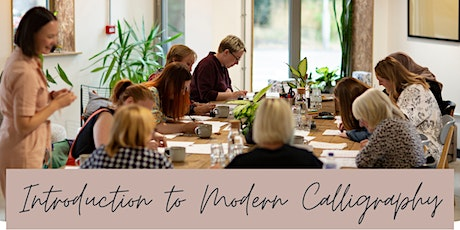 Introduction to Modern Calligraphy - Sowerby Bridge tickets