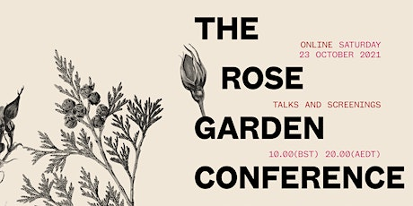 The Rose Garden Conference tickets