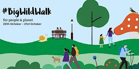 Big Wild Walk - Guided Walk at Chee Dale Nature Reserve tickets