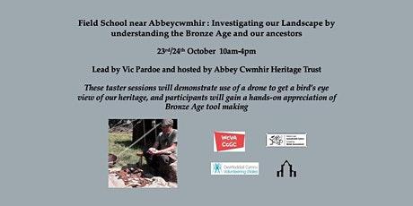 Investigating our Landscape by understanding the Bronze Age tickets