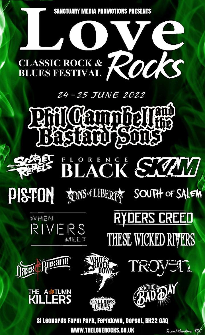 Loverocks V - Classic Rock & Blues Festival - Bournemouth image