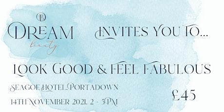 Look Good & Feel Fabulous tickets