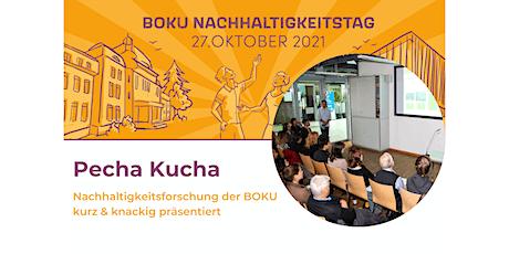 BOKU NHTag: Pecha Kucha I: Nachhaltigkeitsforschung BOKU kurz & prägnant Tickets