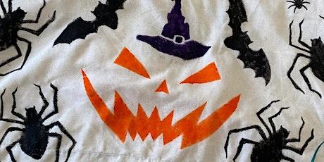 Creu Clogyn Gwisg Calan Gaeaf! / Create a Halloween Costume Cape! tickets