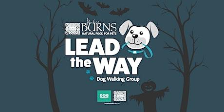 Lead the Way Halloween Group Walk: Alexandra Park, Manchester tickets