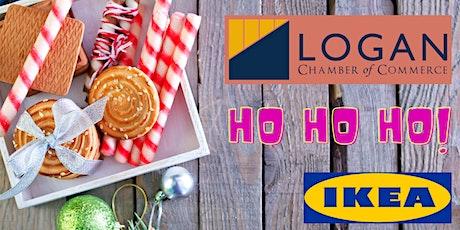 Logan Chamber Breakfast at IKEA Xmas Party tickets