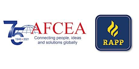 """AFCEA Seminar  """"Een data-gedreven strafrechtsketen"""" tickets"""