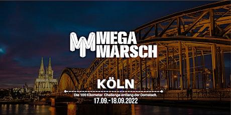 Megamarsch Köln 2022 Tickets