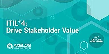 Drive Stakeholder Value tickets