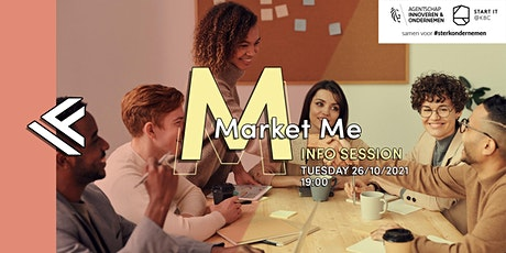 Market Me — The info session tickets