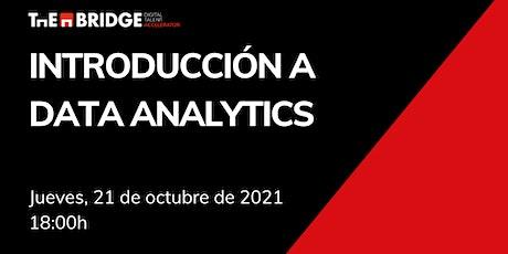 Taller Introducción a Data Analytics entradas