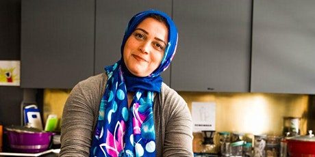 LONDON - In Person Iranian Cookery Class with Elahe! tickets