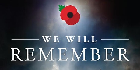 Remembrance Day Service & Parade  - The Cenotaph, Regent Circus Swindon tickets