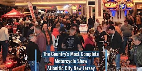 Jam On's Atlantic City International Motorcycle Show Jan7-9 2022 tickets