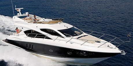 Mix and Mingle aboard a luxury Yacht  on the BrisbaneRiver tickets