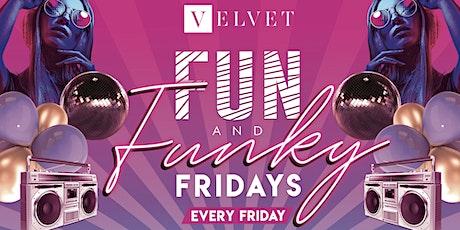 Fun & Funky Friday tickets