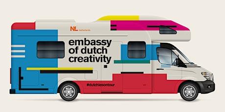 Creative Holland Live #3: Bestemming Buitenland tickets