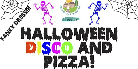 Halloween Disco & Pizza tickets