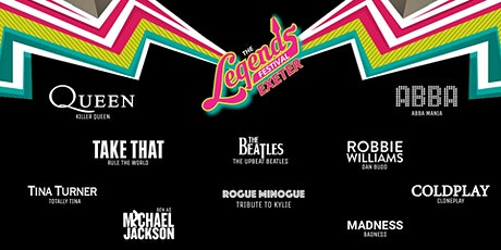 The Legends Festival  - Westpoint, Exeter tickets