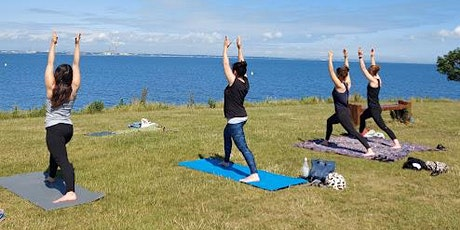Yoga by the sea tickets
