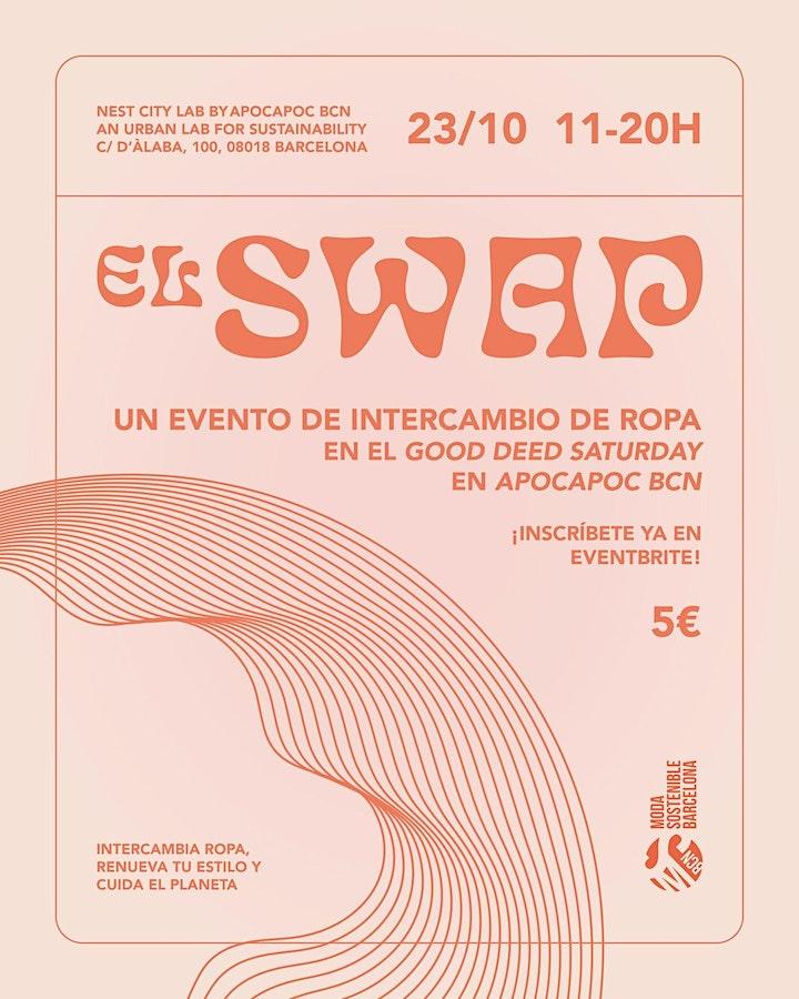 Imagen de El SWAP: Evento Intercambio de Ropa en Barcelona