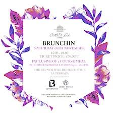BRUNCHIN tickets