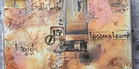 Create a Vintage Journaling Page tickets