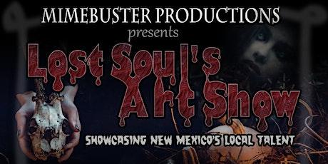 Lost Soul's Art Show tickets