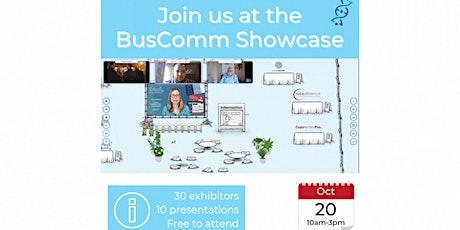 #BusComm Showcase tickets