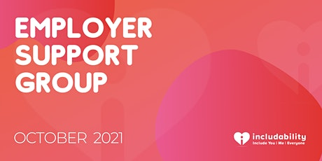 October Employer Support Group (ESG) tickets