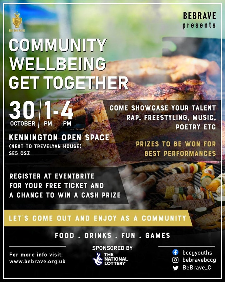 Community Wellbeing Get Together image