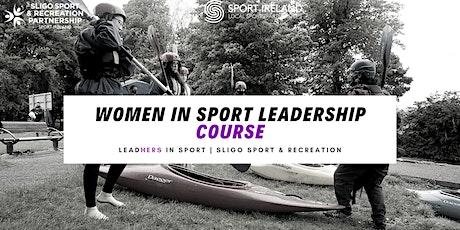 Course - Women in Sport Leadership tickets