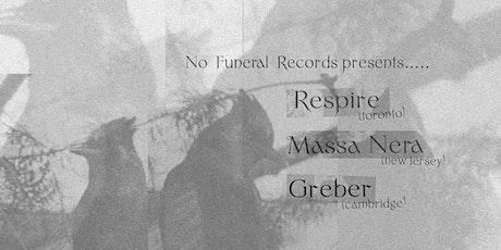 Respire / Massa Nera / Greber @ Rhythm & Brews tickets