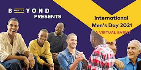 International Men's Day 2021 tickets